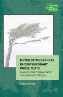 Myths of Wilderness in Contemporary Narratives [Pdf/ePub] eBook