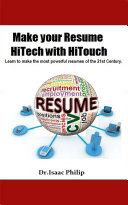 Make your Resume HiTech with HiTouch