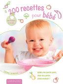 200 recettes pour bébé Pdf/ePub eBook