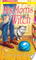 Mrs  Morris and the Witch Book