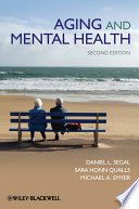 Aging and Mental Health Book
