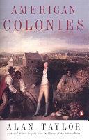 American Colonies Book