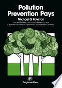 Pollution Prevention Pays Book PDF