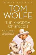 The Kingdom of Speech Pdf/ePub eBook