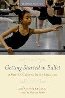 Getting Started in Ballet Pdf/ePub eBook