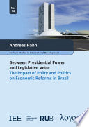 Between Presidential Power and Legislative Veto