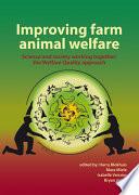Improving farm animal welfare