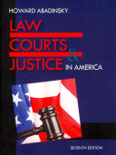 Law Courts Justice In America