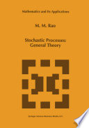 Stochastic Processes General Theory