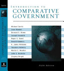 Introduction to Comparative Government Book