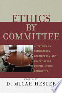 Ethics by Committee