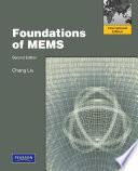 Foundation of MEMS
