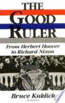 The Good Ruler