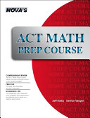 Pdf ACT Math Prep Course