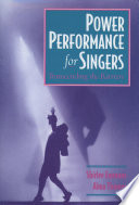 Power Performance for Singers Book