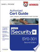 Comptia Security Sy0 301 Cert Guide