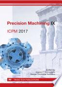Precision Machining Ix Book PDF