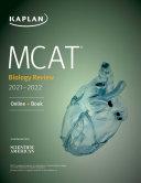 MCAT Biology Review 2021 2022