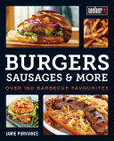 Weber's Burgers, Sausages & More