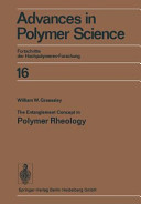 The Entanglement Concept in Polymer Rheology