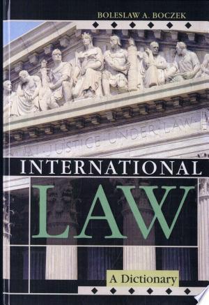 International+Law