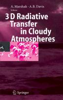 3D Radiative Transfer in Cloudy Atmospheres Pdf/ePub eBook
