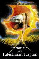 The Aramaic and Palestinian Targum