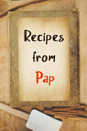Recipes from Pap