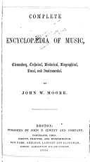 Complete Encyclopædia of Music