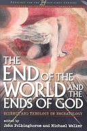 Pdf The End of the World and the Ends of God