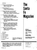 The Santa Fe Magazine