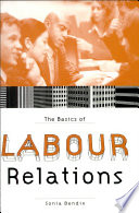 The Basics of Labour Relations