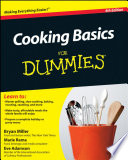 """Cooking Basics For Dummies"" by Bryan Miller, Marie Rama, Eve Adamson"
