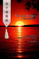 The Laozi  Daodejing