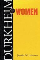 Durkheim and Women