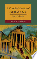 link to A concise history of Germany in the TCC library catalog