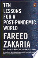 Ten Lessons for a Post Pandemic World Book PDF