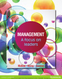 Management  A Focus on Leaders