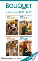 Bouquet E Bundel Nummers 3436 3439 4 In 1