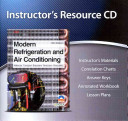 Modern Refrigeration and Air Conditioning Instructor s Resource
