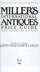 Miller s International Antiques Price Guide