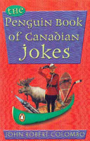 The Penguin Book of Canadian Jokes