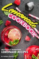 Lemonade Cookbook Book