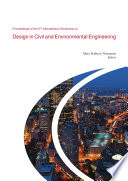 Proceedings of the 2nd International Workshop on Design in Civil and Environmental Engineering