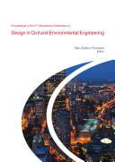 Proceedings of the 2nd International Workshop on Design in Civil and Environmental Engineering