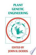 Plant Genetic Engineering Book