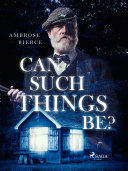 Can Such Things Be? Pdf/ePub eBook