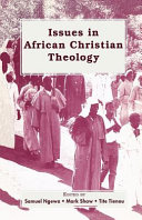 Issues In African Christian Theology