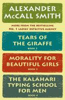 Pdf The No. 1 Ladies' Detective Agency Box Set (Books 2-4) Telecharger