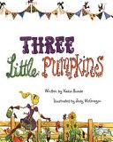 Three Little Pumpkins Book